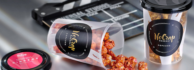 SuperLock® helps to introduce gourmet popcorn