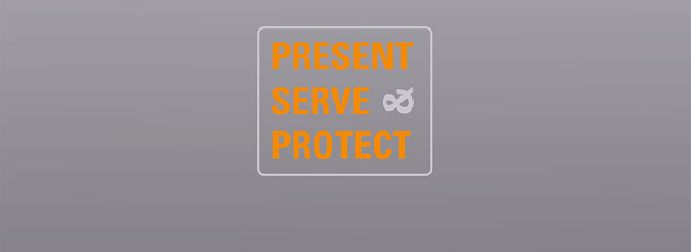 Present, serve & protect - brochure