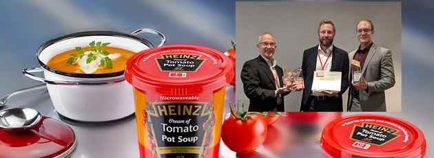 RPC Superfos per Heinz: Vincitore del Best Label Design