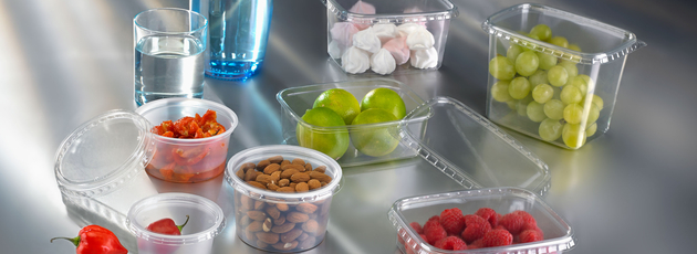 DeliPac trays are handy at the deli counter